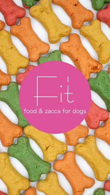 Fit1 food&zacca for dogs